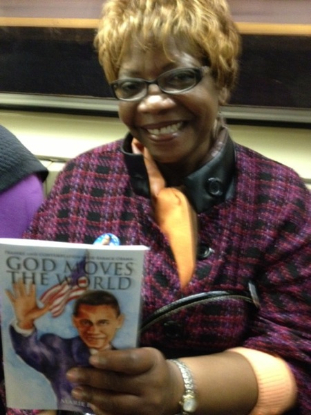 Marie e pierre, author of God Moves the World